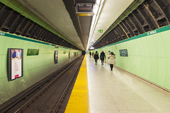 St Patrick Station (A Great Capture) Tags: yellow green toronto west dundas downtown stop station subwaystation stpatrick agreatcapture agc wwwagreatcapturecom adjm ash2276 ashleylduffus ald mobilejay jamesmitchell on ontario canada canadian photographer northamerica torontoexplore spring springtime printemps canon eos 6d mark ii ef2470mm underground outdoor outdoors outside vibrant colorful cheerful vivid bright ttc torontotransitcommission subway red rocket redrocket transport