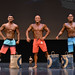 Mens Physique Short 2nd Gacusan 1st Doherty 3rd Quisel