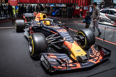 Red Bull - Honda (Ciccio Pizzettaro) Tags: formula 1 red bull honda gp f1 motorsport racing geneva genevainternationalmotorshow 2019 exhibit exhibition pirelli redbullrb13