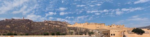 Amber Fort panorama