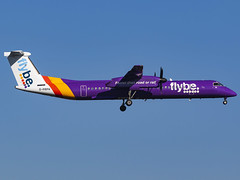 Flybe | Bombardier DHC-8-402Q Dash 8 | G-PRPH (MTV Aviation Photography) Tags: flybe bombardier dhc8402q dash 8 gprph bombardierdhc8402qdash8 londonheathrow heathrow egll lhr canon canon7d canon7dmkii