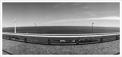 Horizon 202 analog, La Palma (Dierk Topp) Tags: airport analog architecture atlantic canaryislands horizon horizon202 islascanarias lapalma pano panorama