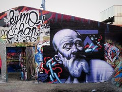 Kymo One / Dok Noord - 11 apr 2019 (Ferdinand 'Ferre' Feys) Tags: gent ghent gand belgium belgique belgië streetart artdelarue graffitiart graffiti graff urbanart urbanarte arteurbano ferdinandfeys kymoone