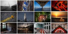 Jahresrückblick 2018 (geka_photo) Tags: gekaphoto collage collagen jahesrückblick 2018 12bilder