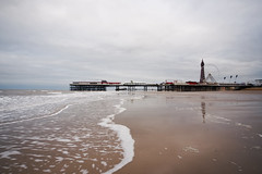 Blackpool (nickcoates74) Tags: 1650mm a6300 beach blackpool centralpier coast fylde ilce6300 lancashire morning pier seaside sel1650 sony uk affinityphoto