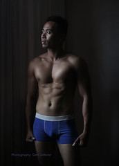 IMG_5430h (Defever Photography) Tags: pinoy male model philippines portrait malemodel asia chest muscular fit 6pack sixpack muscled boxers underwear