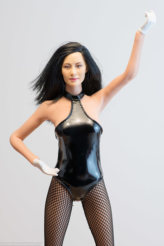 Lady Magician - Manmodel Swimsuit Upgrade