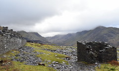 Dinorwig (norman preis) Tags: normanpreis 2018 fforio explore exploring dmeurig llanberis chwarel chwareli quarry llechi slate snowdonia dinorwig dinorwic niwl cwmwl cloud mist abandoned derelict derelicte lost closed baracs barracks welsh heavy industry industrial post past diwydiant cymraeg