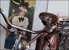 A long time ago (Logris) Tags: fahrrad bicycle old alt museum nostalgie nostalgic romantik romantisch