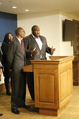 United Black Legislative Caucus Press Conference