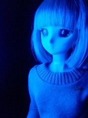Video Games (Lurkz D) Tags: lurker spunky doll volks dd dollfiedream vinyl custom