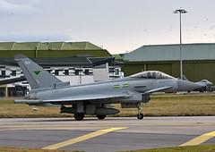 IX Sqn Marked Typhoon (np1991) Tags: royal air force raf lossiemouth lossie moray scotland united kingdom uk nikon digital slr dslr d7200 camera nikor 70200mm 70200 f28 vr lens aviation planes aircraft eurofighter typhoon fgr4 ix 9 nine squadron sqn zj924