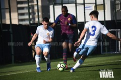 DSC_4986 (VAVEL España (www.vavel.com)) Tags: fcb barcelona barça juvenil dh zaragoza cantera masia planterfcb fútbol football soccer futebol azulgrana blaugrana culé