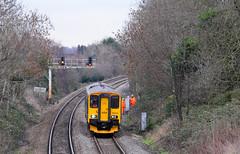 150249. (curly42) Tags: 150249 class150 1502 sprinter dmu unit gwr railway transport travel publictransport