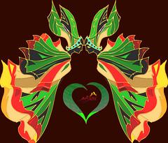 From my Fantasy-world (SØS: Thank you for all faves + visits) Tags: abstract angel colorful digitalartwork art kunstnerisk manipulation solveigøsterøschrøder artistic fantasy hearts power 100views mirror 300views 500views 600views
