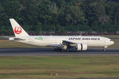 Japan Air Lines (So Cal Metro) Tags: airline airliner airplane aircraft plane jet aviation airport singapore sin changi