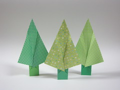 Noshi Noël (Mélisande*) Tags: mélisande origami tree christmas noshi