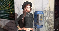 Virtual Trends: Just Me (Anaelah ~ Miss Virtual Diva ♛ 2018) Tags: national coth5 shop maitreya fun fence outside design bar nature blue beauty secondlife sl style shopping jewelry fashion news virtual avatar glamour glamorous outdoor anaelstarr photoshop creative butterfly flower shadows contrast photography fantasy sexy anaelah weather snow puertorico model latinoamerica landscape town digitalart modeling flickr newyork 6d 3d people scenery fleur flor artist artista bright digital texture stars belleza lady natural seascape virtualdiva