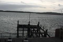 Heartbreak Pier (lazy south's travels) Tags: cobh countycork ireland irish europe european jetty pier abandoned disused america canada coast coastal immigration