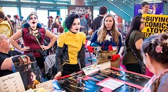 In Character (JDS Fine Art Photography) Tags: comiccon costumes scifi comics superheros fantasy