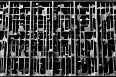 Textures II (Axel Vizcaino) Tags: byn cdmx monochrome bw fachadas abstract textures architecture
