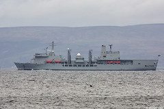 RFA Fort Victoria, A387, IMO 8606032; Firth of Clyde, Scotland (Michael Leek Photography) Tags: ship warship nato replenishmentship rn royalnavy royalfleetauxiliary rfa firthofclyde hmnbclyde hmnb hmsneptune faslane gareloch clyde cowal cowalpeninsula inverclyde westcoastofscotland westernscotland thisisscotland scotland scottishcoastline scottishlandscapes scotlandslandscapes scottishshipping britainsarmedforces britainsnavy michaelleek michaelleekphotography