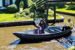 giethoorn (19 van 43) (heinstkw) Tags: boten bruggen dorp giethoorn jansklooster varen vollenhoven water