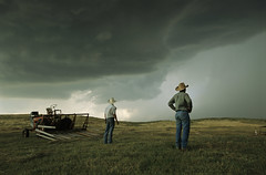 Approaching Storm (JC Richardson) Tags: greatplains usa midwest prairie plains nebraska ranch cowboys thunderstorm clouds ominous