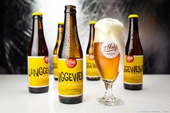 Product shoot Langewenst Beer