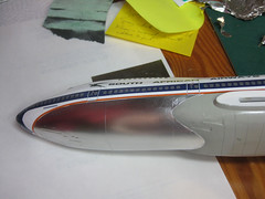 2013-09-20 19-13-44.jpg (Paul James Marlow) Tags: boeing 747200 revell zssam 1144 drakensburg southafricanairways