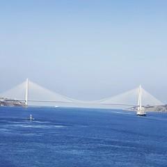 Yavuz Sultan Selim Köprüsü | Bridge (ErdoganKara) Tags: selim sultan yavuz bridge istanbul köprü körü yavuzsultanselimköprüsü|bridgeistanbul