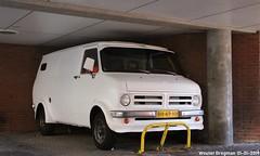Bedford CF220 1979 (XBXG) Tags: bh49hh bedford cf220 1979 bedfordcf220 cf 220 97170 tm blanc white uiterstegracht leiden nederland holland netherlands paysbas vintage old classic british van utilitaire bestelwagen bestel wagen fourgonnette camionnette anglaise uk