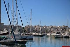 036A0484 (zet11) Tags: greece piraeus port marina yachts buildings sky water