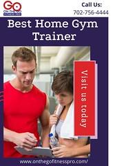 Best Home Gym Trainer (jasmine11fernandez) Tags: home gym trainer personal training