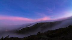 Sweeney Ridge Sunrise. Pacifica, CA. (j1985w) Tags: california pacifica sweeneyridge sky fog sunrise