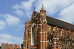 Old Saint Barnabas Church, Holden Road (Loz Flowers) Tags: london barnet englishchurches