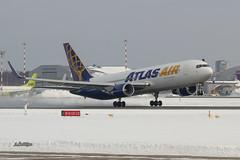 IMG_3910@L6 (Logan-26) Tags: boeing 767375er n649gt msn 25864 atlas air riga international rix evra latvia airport aleksandrs čubikins snow fly flying