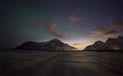 In search of Aurora dream light (carmenvillar100) Tags: lofotenislands noruega norway northernlights aurora boreal circulopolarartico polar artic circle sonya7r winter inviernopolar
