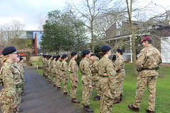 CCF Inspection 2019 (5) (Headington School, Oxford) Tags: u4 l5 u5 l6 u6 ccf middle sixthform headingtonschool