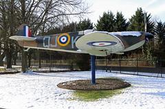 Biggin Hill Museum, spitfire (AnthonyR2010) Tags: bigginhill raf museum memorial wwii aircraft kent spitfire