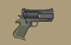 RM01 'Hammerhead' .454 (M0KII) Tags: pmg pimp gun m0kii revolver 06 rm 01 454 casull