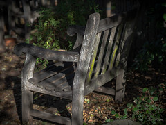 On The Turning Away (GarSham) Tags: chair shadows sitting sit comfort rest light