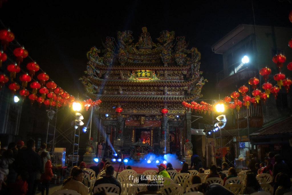 六甲媽祖廟燈會 | 最接地氣的恒安宮花燈-9