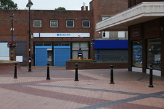 Bedworth, Barclays (Clanger's England) Tags: bedworth england warwickshire wwwenglishtownsnet bank et boe
