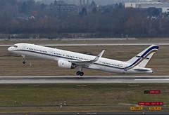 GainJet Aviation Boeing 757-23N(WL) SX-RFA (EK056) Tags: gainjet aviation boeing 75723nwl sxrfa düsseldorf airport