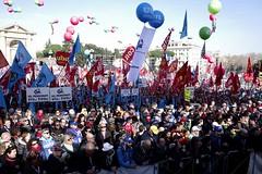 _IMG0469a (i'gore) Tags: roma cgil cisl uil futuroallavoro sindacato lavoro pace giustizia immigrazione solidarietà diritti