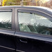 Volvo S80 2.4T Team Heko Window Spoilers DVO31222