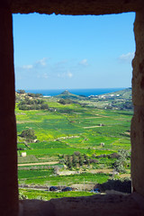 Window (albireo 2006) Tags: cittadella window gozo malta