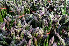 Spear Tips (arbyreed) Tags: arbyreed plant food asparagus veg fruitandveg vegetable close closeup asparagustips spring