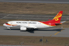 B-LHO, Boeing 737-300F, Hong Kong Airlines, Hong Kong (ColinParker777) Tags: blho boeing 737 733 b737 b737300 733f 737300f 25998 2510 737332f freighter cargo airliner aircraft airplane plane aviation taxyway taxy taxi hx crk hka hong kong airlines airways air hksar chek lap kok airport international hkg vhhh canon 7d dslr photo spotting spotters 100400 l lens zoom telephoto